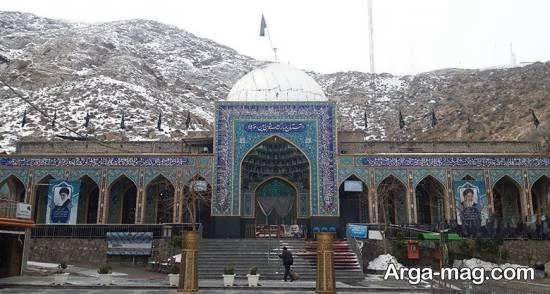 معرفی مقبره خواجه مراد واقع در شهر مشهد