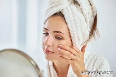 درمان جای اگزمای پوستی