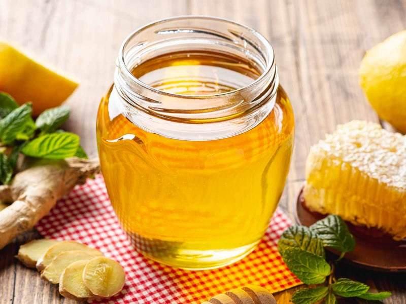 درمان عفونت لثه با عسل