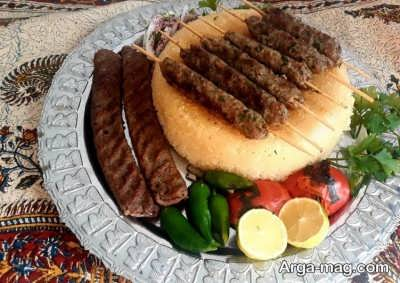 طرز تهیه کباب ترکیه ای