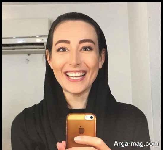 عکس های آزاده سیفی بازیگر سریال زندگی زیبا است