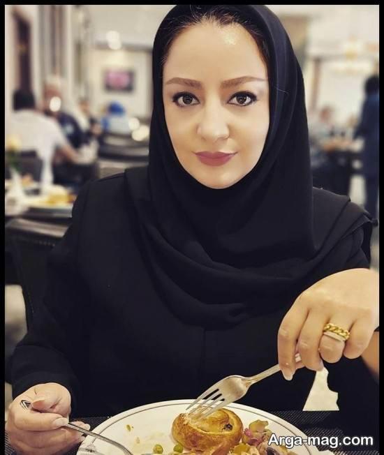 الهام ملک محمدی گزارشگر شبکه خبر
