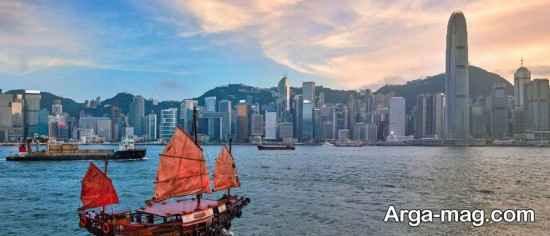تفریح در هنگ کنگ