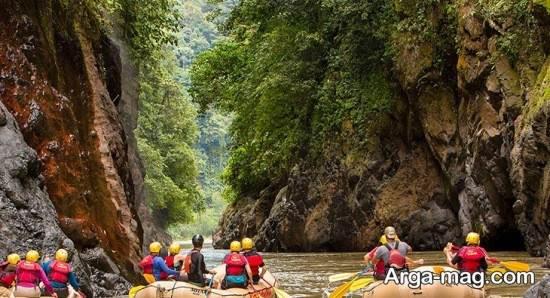 راهنمای جامع سفر به کاستاریکا و اطلاع از جاذبه های گردشگری این کشور