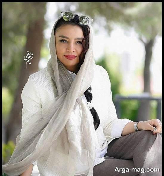 """عکس های مه لقا باقری بازیگر سریال """"زخم کاری"""""""