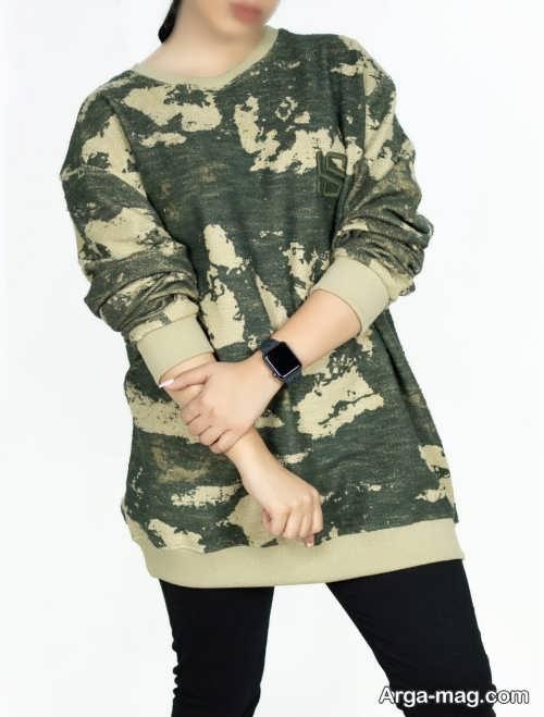 مدل لباس چریکی شیک و خاص