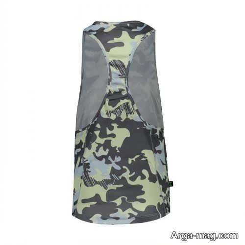 طرح لباس چریکی
