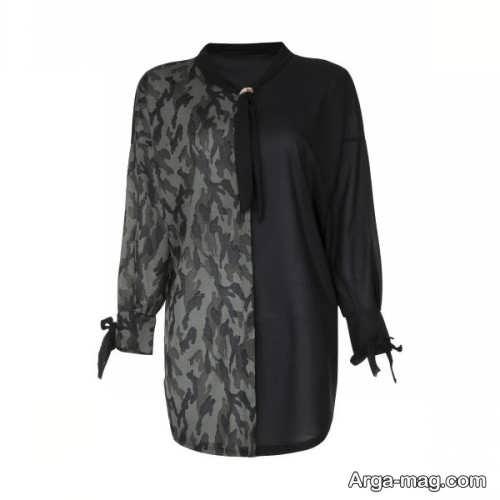 مدل لباس چریکی زنانه