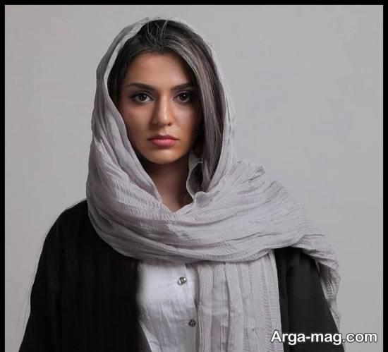 """عکس های روژین رحیمی طهران بازیگر مجموعه """"خانه امن"""""""
