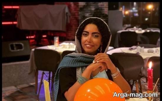 عکس های ساناز طاری در جشن تولد 27 سالگی