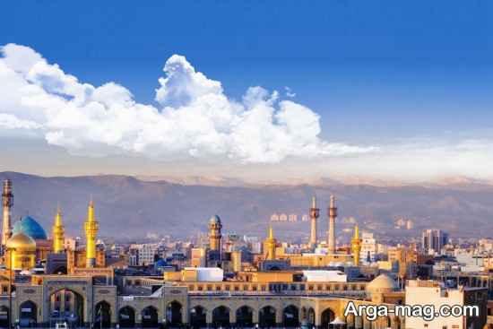 دیدنی های شرق ایران
