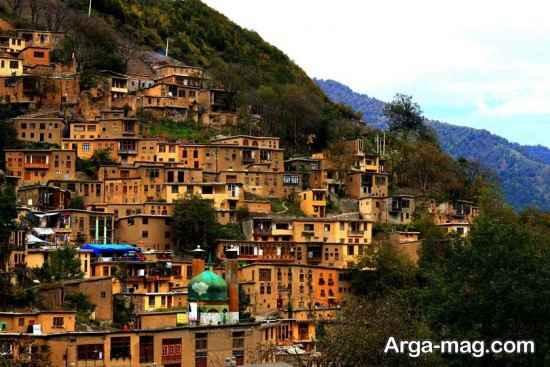 ماسوله شرق ایران
