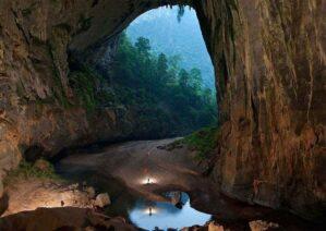 آشنایی با دیدنی های غار سون دونگ