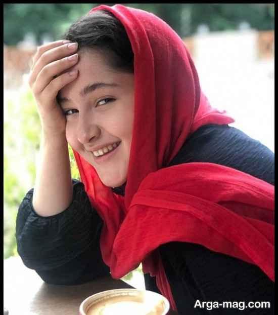 عکس های یاس نوروزی بازیگر نوجوان مجموعه دودکش 2