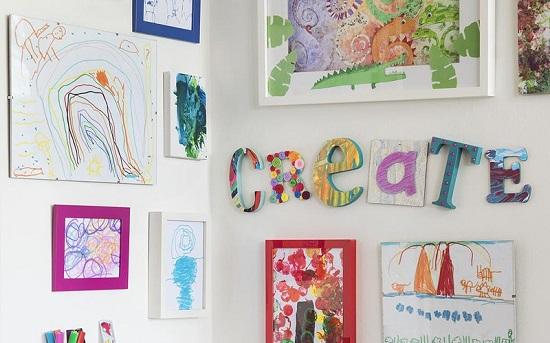 ایده های ساده، شیک و کمهزینه برای طراحی اتاق کودک