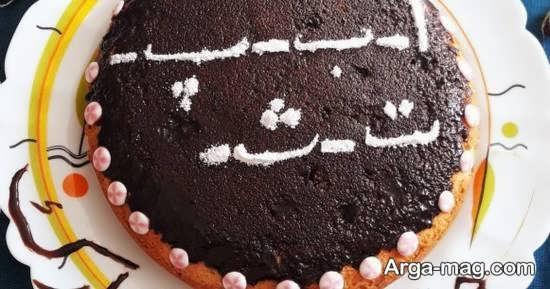 انواع ایده های بینظیر تزیین کیک جشن الفبا