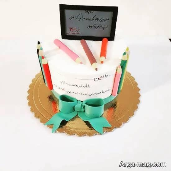 تزیینات ناب کیک جشن الفبا