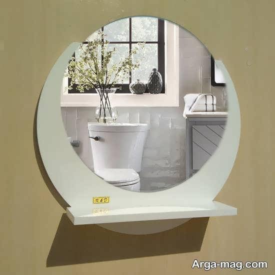الگوهای شیک آینه سرویس بهداشتی