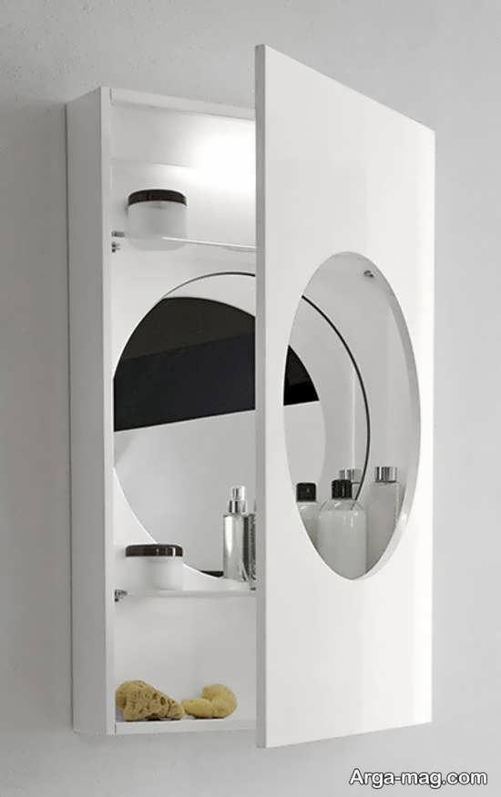 مدل آینه سرویس بهداشتی