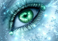 متن زیبا درباره چشم