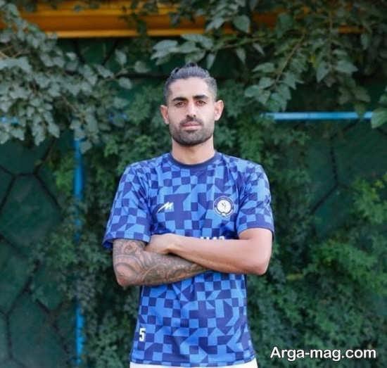 بیوگرافی علیرضا ابراهیمی + تصاویر خاص