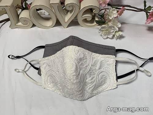 مدل ماسک شیک برای عروس و داماد