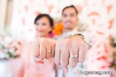 متن و کپشن عاشقانه برای دوران نامزدی