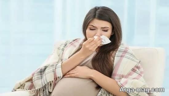 دلایل اصلی بروز تب و لرز در حاملگی