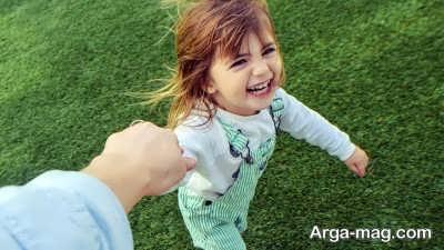 تاثیر الگو های نادرست بر رفتار کودک