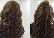 فر کردن مو بدون حرارت