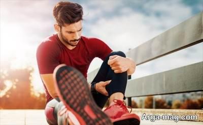 دوش گرفتن بعد از ورزش برای بدن مفید است.
