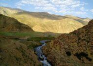 معرفی آبشار و دریاچه دریوک