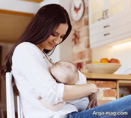 علل گرسنه شدن زیاد مادران در دوران شیردهی