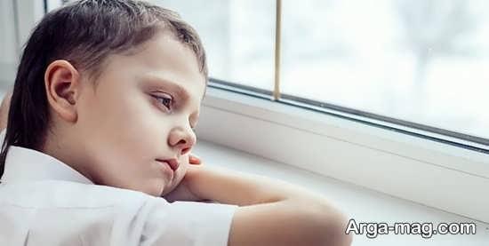 علائم سکوت بیش از حد کودکان