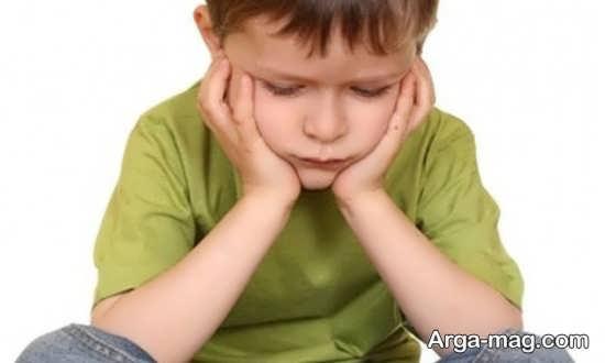 دلایل سکوت بیش از حد کودکان