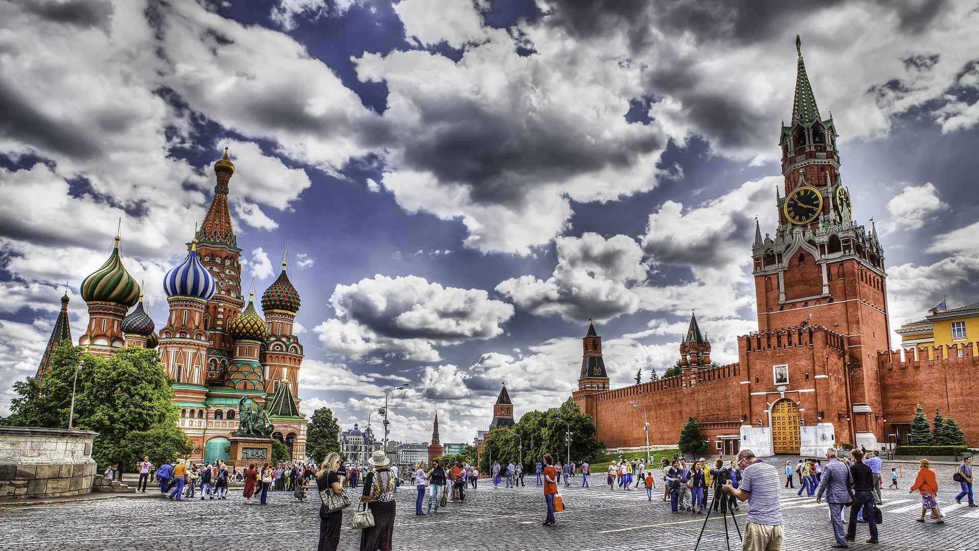 دیدنی های میدان سرخ مسکو