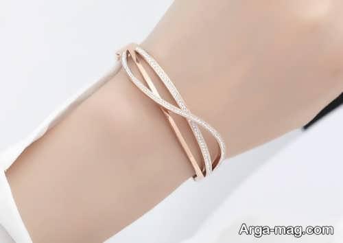 طرح دستبند دخترانه شیک و جدید