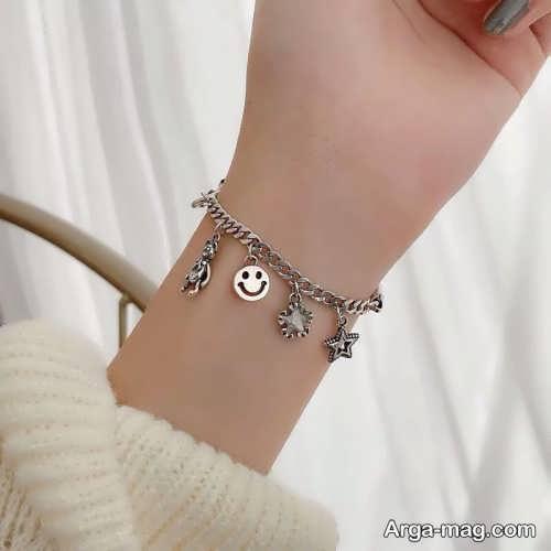 مدل دستبند شیک و جذاب دخترانه