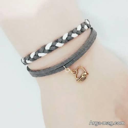 دستبند زیبا و شیک دخترانه