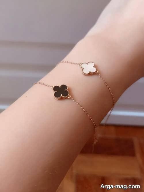 دستبند شیک و خاص دخترانه