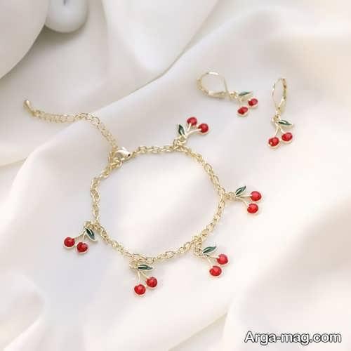 دستبند شیک و جذاب دخترانه