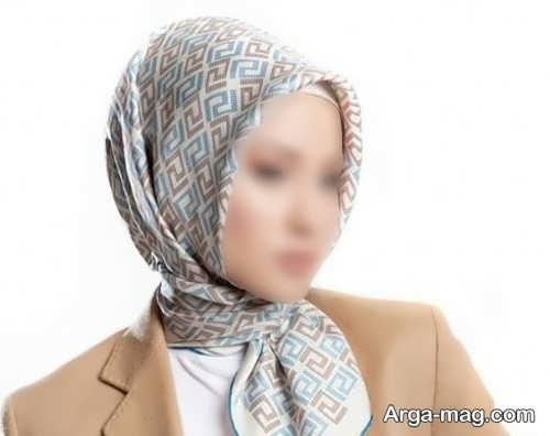 بستن روسری برای خانم های جذاب