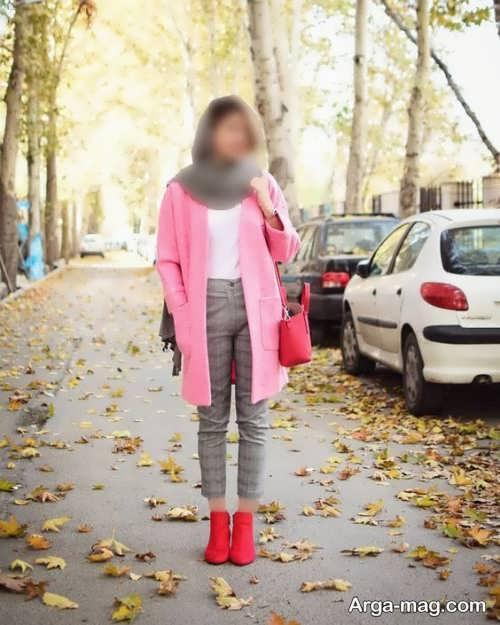استایل پاییزی و شیک دخترانه