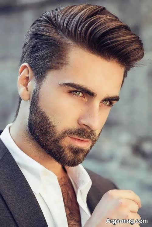 مدل مو شیک و جذاب مردانه