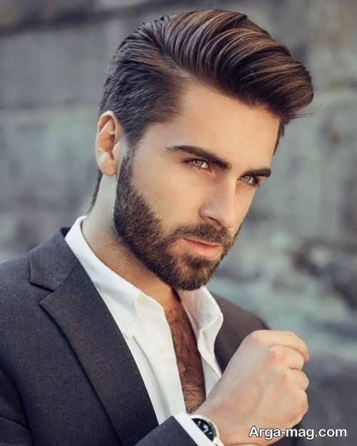 مدل موی ساده خواستگاری