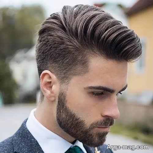 مدل مو مردانه برای مراسم خواستگاری
