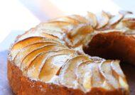 طرز تهیه کیک بدون شیر با سیب و دارچین با طعمی لذیذ