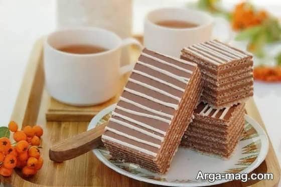 شیرینی میشکا خوشمزه