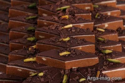 طرز پخت و آماده سازی برشتوک شکلاتی