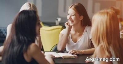 لبخند زدن در پیدا کردن دوست به شما کمک می کند.